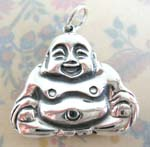Religion China fashion jewelry export and import happy buddha pendant